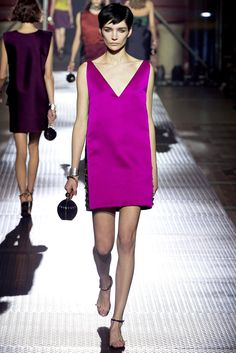 Lanvin Spring 2013 Ready-to-Wear Fashion Show - Janice Alida (OUI)
