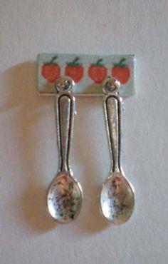 appendino con cucchiai/hanger with spoons
