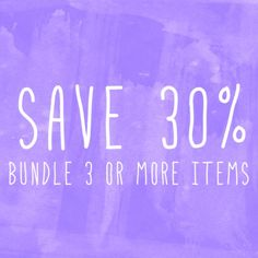 Bundle and save 30% on 3 or more items ✨✨ all discount will be applied in check out :) Victoria's Secret Other