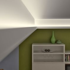 Versa Inside LED linear light by Magic Lighting available from Hettich New Zealand.