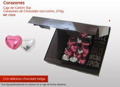 ¡Ofrecer a nuestros corazones de chocolate a alguien muy especial! Popcorn Maker, 1, Chocolate Hearts, Bonbon, Candy, Messages, Different Types Of, Shapes, Hearts
