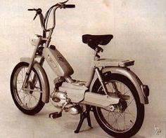 1969 Garelli (Italy) Model: Gulp - yes really!! - 50cc