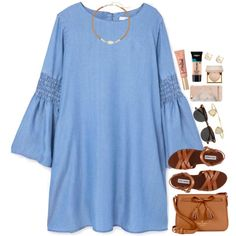 my sister just got back from the Army!! by sdyerrtx on Polyvore featuring polyvore, fashion, style, MANGO, Kate Spade, Kendra Scott, SonyaRenée, H
