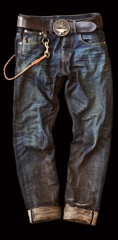 Road tested blue #denim #jeans.