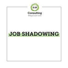 13 Best Job Shadowing images in 2019 | Job shadowing, Career