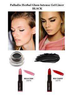 A Fashionable Fall Makeup Duo That Will Be Your New Favorite! Created by the beauties @certfabulous #beauty