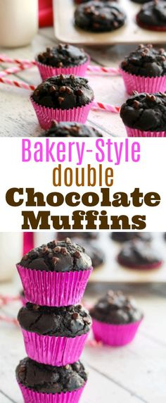 Have you seen the ginormous Double Chocolate Muffi…