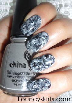 http://www.flouncyskirts.com/ has awesome nail art tutorials.