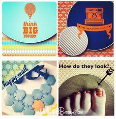 Rhonna DESIGNS: How Do I Do That? Using the Insta Lovin' kits
