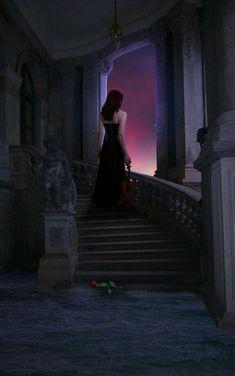 Dark Gothic Art, Gothic Fantasy Art, Dark Art, Fantasy Photography, Surrealism Photography, Dark Beauty, Gothic Beauty, Dark Pictures, Beautiful Pictures