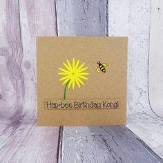 Birthday Card For Her Colour 37 Trendy Ideas Birthday Presents For Him, Birthday Cards For Her, Funny Birthday Cards, Handmade Birthday Cards, Greeting Cards Handmade, It's Your Birthday, Dad Birthday Cakes, Happy Birthday Name, Birthday Table Decorations