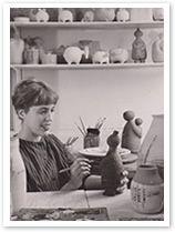 北欧の豊かな時間 リサ・ラーソン展 - 展覧会&ギャラリー | 松屋銀座