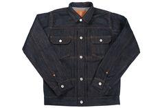 Studio-D'artisan-Supima-x-Giza-Cotton-Denim-Jacket-front