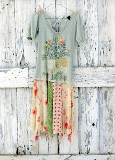 upcycled clothes | Clothing Upcycled | Upcycled-recyled clothing ideas