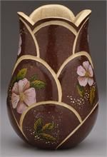 """Wildflowers"" Gourd Vase by Diane Springer"
