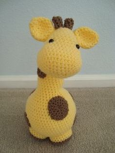 TONS of free patterns for cute animals and critters! Use this website: http://www.crochetpatterncentral.com/directory/animals.php
