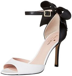 kate spade new york Women's Izzie dress Sandal, Off White, 7 M US -- Click image to review more details.