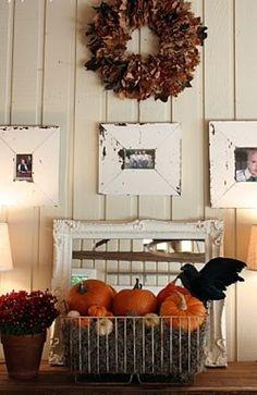 44 Cozy Rustic Halloween Decor Ideas | DigsDigs