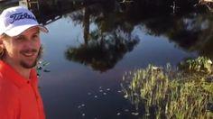 Alligator gives Sens captain Erik Karlsson quite the fright in online video