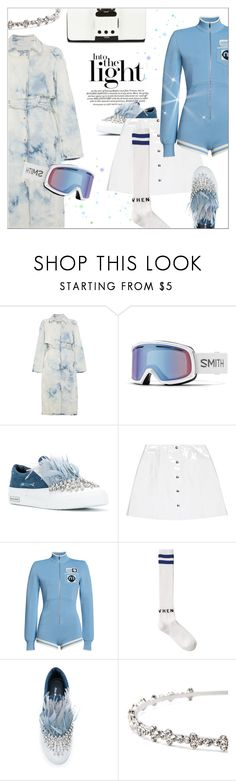 """""""To the Moon and back"""" by laste-co ❤ liked on Polyvore featuring Esteban Cortazar, Veil London, Valentino, Miu Miu, Forever 21, Perrin and craftsmanship"""