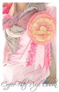 helana and ali: Mother's Day Prize Ribbon - DIY