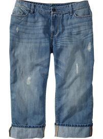 $32.94 Old Navy plus size denim capris | Style | Clothes ...