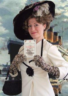 My Titanic travelling suit