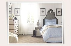 Rooms | Restoration Hardware Baby & Child-adorable equestrian room