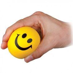 Piłeczka Antystresowa nadaje się jako przedmiot to rozładowywania napięcia, do ćwiczenia mięśni nadgarstka, usprawniania dysfunkcji ręki.