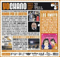 YOCHANO nº277 #ConcertLlibertat #RumbaCatalana