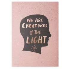 The Minimalist Store x Creatures of the Light / Limited edition print