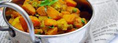 Le blog cuisine de Pankaj en vidéo : des recettes de cuisine indienne, des recettes végétariennes, simples et surtout très goûteuses !