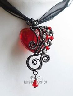Gothic jewellry. Do you actually need to stand out from the crowd and let your very own persona glow?