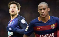 La prolongation inattendue de Maxwell devrait empêcher la venue de Neymar ! - http://www.le-onze-parisien.fr/la-prolongation-inattendue-de-maxwell-devrait-empecher-la-venue-de-neymar/