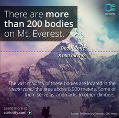 Listen to Ken Kamler recount the 1996 Everest disaster, during which eight people died and he was the only doctor on the mountain.