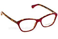 Σκελετός Οράσεως  Emporio Armani 3040 5266 Τιμή: 104,00 € Emporio Armani, Eyes, Glasses, Shopping, Eyewear, Eyeglasses, Eye Glasses, Cat Eyes