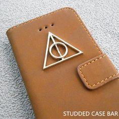 Iphone 5C case,studded Harry Potter Deathly Hallows case for iPhone 5c Case,stents leather wallet