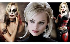 Margot Robbie ✾ as Harley Quinn ☠ - Suicide Squad
