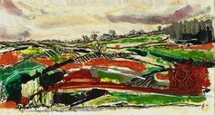 RA Summer Exhibition 2015 work 73 : VIEW FROM SNOWSHILL by Mike Skinner, £475.
