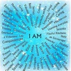 Affirm what you want