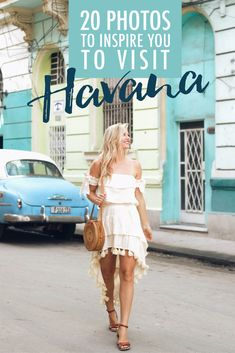 20 Photos to Inspire You to Visit Havana