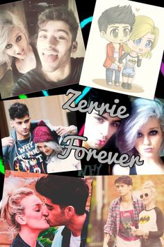 My collage for Zerrie I really hope Zayn and Perrie see this it would make my day!!