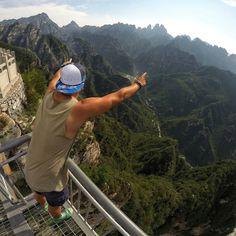 Do what makes you happy! Never ask but never complain.. #tbt #me#china#gopro#gpunited#goprosoftheday#landscape#gophotography_#exploreeverything#instadaily#go_herolife#bestvacations#nature_perfection#beautifuldestinations#bestpic#mountain#snapseed#earthofficial#theglobewanderer#travelgram#wanderlust#picoftheday#adventure_alive#landscape_lovers#instapassport#photographer#photooftheday#menofoutdoors by hainakism
