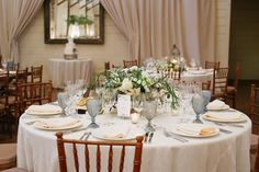 Simple and elegant wedding table decor inspiration at Pippin Hill Farm and Vineyards in Charlottesville, Va. Farm Wedding, Wedding Table, Virginia Wineries, Charlottesville Va, Summer Weddings, Rustic Charm, Elegant Wedding, Table Settings, Table Decorations