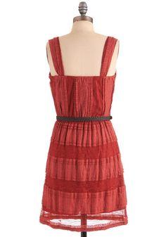 So Nice to See Hue Dress by Mod Cloth