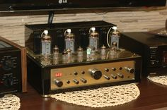 Moje hobby -Tube Amplifier