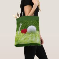 Golf bags of love totes bags - Thaninee Media Boyfriend Gift Basket, Boyfriend Gifts, Golf Gifts For Men, Gifts For Dad, Gift Baskets For Him, Golf Ball Crafts, Birthday Gift For Him, Ball Birthday, Golf Bags