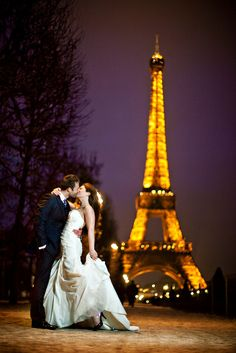 CUTE PIC!!!!! 'Cept idk if I would ask my near and dear ones to cart themselves out to France for my wedding =P but then again, who knows...? ;)