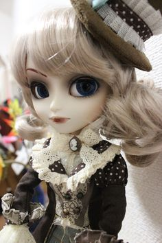 Pullip doll: Isul Vesselle By Mes Crazy Experiences