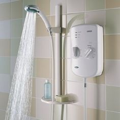 We specialise in electric showers